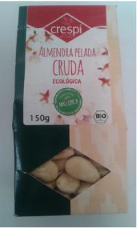 Raw almond (peeled) from Mallorca