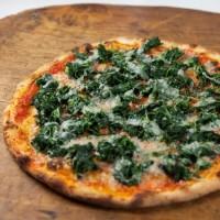 Organic Spinach & Ricotta Pizza