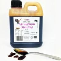 Australian Organic Carob Syrup – 1 Litre